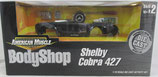1965 Shelby S/C Cobra 427  Body Shop Kit Ertl