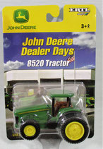 John Deere 8520 FWA with Duals 1/64 Tractor JD Dealer Days
