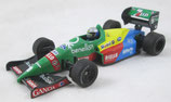 Formula 1 Benetton Ford 7UP Car Alessandro Nannini Onyx Models