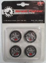 Tire GMP Street Fighter Wheel Set