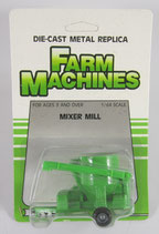 Deutz Allis Mixer Mill Feed Grinder