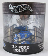 Oil Can Box 1932 Ford Custom Hot Wheels