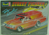 1960 Chevy Tom Daniel Street Fighter Model Kit
