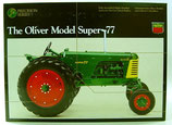 Oliver 77 Super Wide Front Precision #5 Tractor