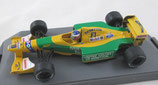Formula 1 Benetton Ford  Car M. Schumacher Onyx Models