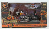 Harley-Davidson 2003 Heritage Softail Classic Motorcycle 1/18 scale