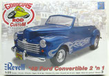 1948 Ford Convertible Model Kit