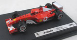Ferrari Shell Car F-2002 Michael Schumacher Hot Wheels