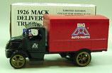 Big A Auto 1926 Mack Delivery truck