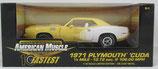 1971 Plymouth Cuda 10 Fastest
