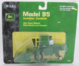 John Deere Model 95 Combine Vintage
