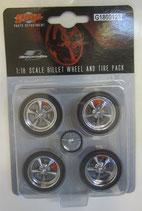 Tire, GMP Billet SLC77 Rebel Wheel Set
