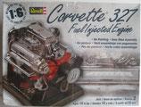 Corvette 327 V-8 1:6 Scale Model Kit