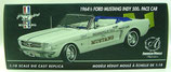 1964-1/2 Ford Mustang Convertible Indy Pace Car