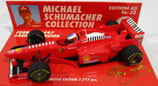 Ferrari 1997 Launch Version Michael Schumacher Pauls Model Art