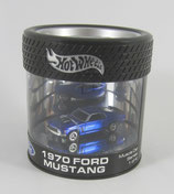 Tire Top, 1970 Mustang Hot Wheels