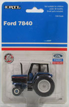 Ford 7840 Tractor Ertl 1992