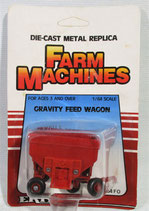 Gravity Wagon Red Ertl