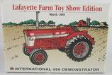 IH 560 Demo Lafayette 2001 Tractor