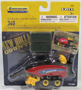 New Holland 340 Big Baler Ertl 1/64