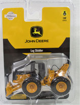 John Deere Ho 1/87 Log Skidder 4 Wheel Drive Athearn