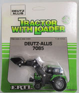 Deutz Allis 7085 with Loader Ertl