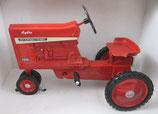 International 1026 Pedal Tractor Replica