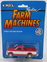 Ford F-250 4WD Pickup Truck by Ertl