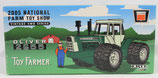 Oliver 2655 4 Wheel Drive with Duals Tractor  Toy Farmer 2005