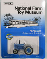 Ford 5000 Tractor National Farm Toy Museum Ertl 1999