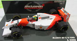 McLaren MP  Ford A. Senna Minichamps 1/43