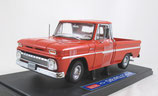 1965 Chevy C-10 Pickup Red