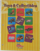 2000 Ertl Racing Champions Farm Country American Muscle Catalog