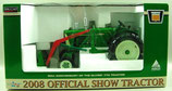 Oliver 770 w/ Loader 1/16 Tractor 2008 Pork Expo