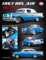 1957 Chevy Bel Air Sedan Hot Rod