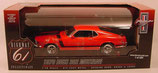 1970 Ford Mustang Boss 302 in Calypso Coral