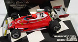 Ferrari 312 T 1975 N. Lauda World Champion Pauls Model Art