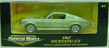 1967 Ford Mustang GT Green