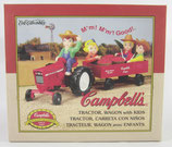 International Campbell's Soup Tractor & Kids