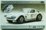 Testors1964 Corvette Grand Sport 1/43 Kit