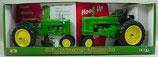John Deere 40 & 70 Tractor Set Ertl