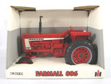 Ih 806 Farmall Wide Front Tractor