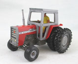 Massey Ferguson 595 with Duals Britains