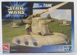 Star Wars Trade Federation Tank Amt Kit