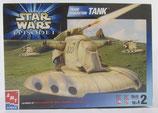 Star Wars Trade Federation Tank Amt Kit