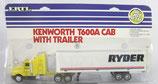 Ryder Trucking  KW T600A Semi