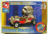 Mummy Machine model car kit