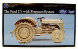 Ford  2N on Steel Precision #2 Ertl Tractor