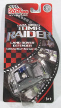 Lara Croft Tomb Raider Land Rover Defender