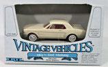 1964 1/2 Ford Mustang Vintage Vehicle 1/43 Ertl